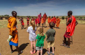 Kenya pour les vacances